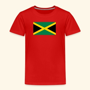 Jamaica kids products - Toddler Premium T-Shirt