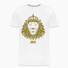 Chiller The King Lion T-Shirts