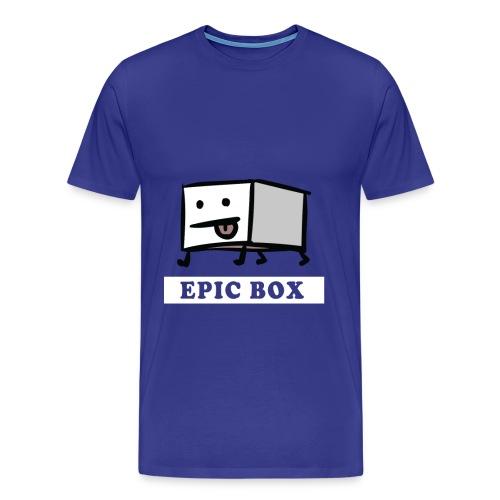 Epic Box - Men's Premium T-Shirt