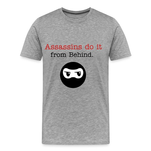 Assassin' Tee - Men's Premium T-Shirt