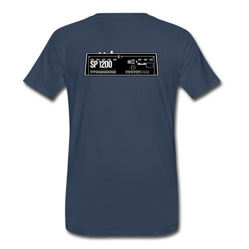 SP1200 CLASSICS - FRONT/REAR - Men's Premium T-Shirt