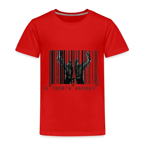 Chained By Capitalism - Toddler Premium T-Shirt