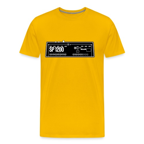 SP1200 8 VIBES - Men's Premium T-Shirt