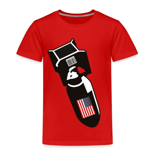 U.S. Bombs - Toddler Premium T-Shirt