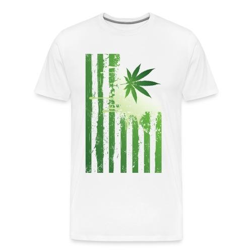 FlagLEAF - Men's Premium T-Shirt