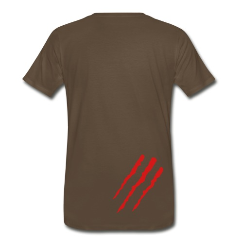 GENERAL T FISHBONE - Men's Premium T-Shirt