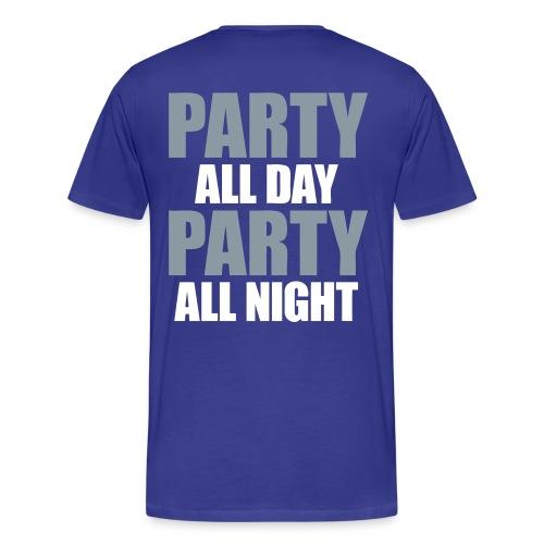Team Momentum guy shirt  - Men's Premium T-Shirt