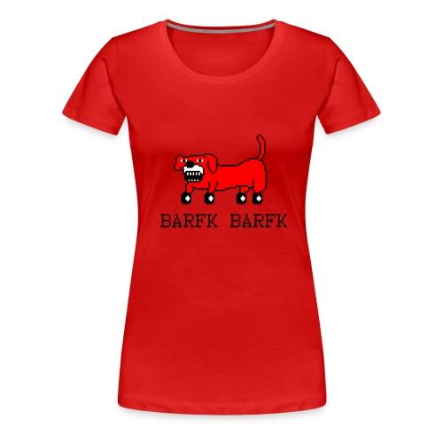 Dogmobile (Womens) - Women's Premium T-Shirt