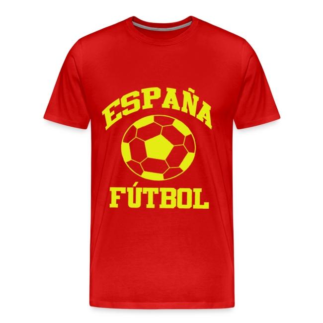 e3098ea3d6 Espana Futbol T Shirt