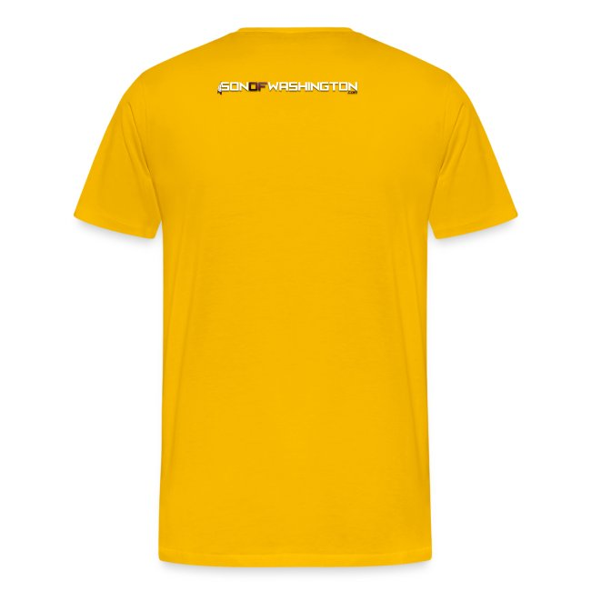 HTTR Gold Tee