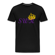 T-Shirts ~ Men's Premium T-Shirt ~ SWR ROYAL-T