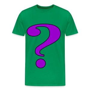 Riddler T-Shirt - Men's Premium T-Shirt
