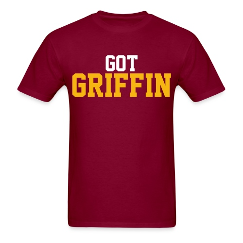 Got Franchise (With FranchIIIse on the back) - Men's T-Shirt