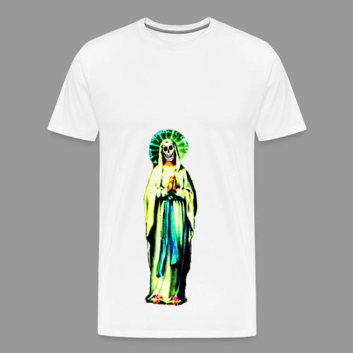 Cult Of Santa Muerte - Men's Premium T-Shirt