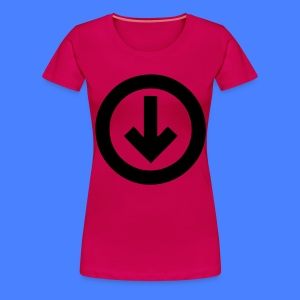 Under The Influence Women's T-Shirts - stayflyclothing.com - Women's Premium T-Shirt