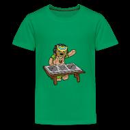 Kids' Shirts ~ Kids' Premium T-Shirt ~ Kids Tee: Um Bongo