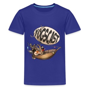 Kids Tee: Airship - Kids' Premium T-Shirt