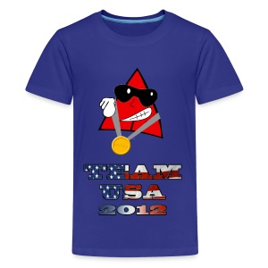 I (heart) The Olympics  - Kids' Premium T-Shirt