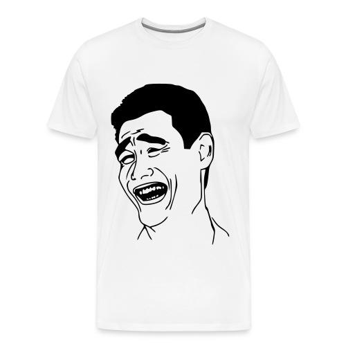 B**** Please - Men's Premium T-Shirt