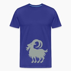 Mountaingoat Goat ram T-Shirts