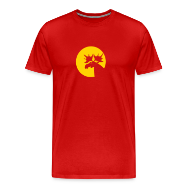 Elk with sun T-Shirts