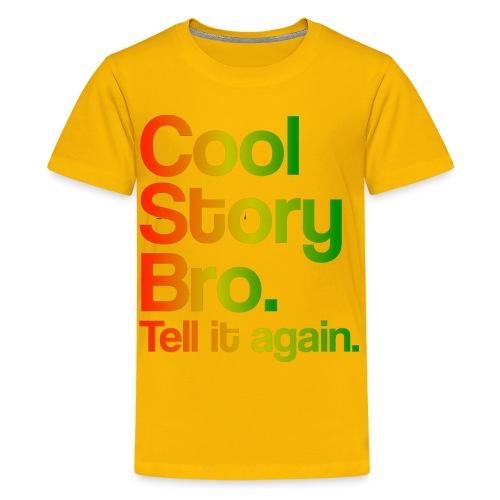 CSB - Kids' Premium T-Shirt