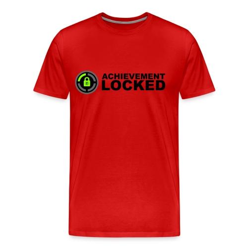 Achievement Locked - Men's Premium T-Shirt