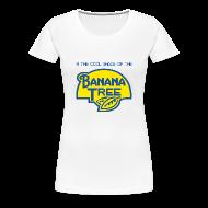 T-Shirts ~ Women's Premium T-Shirt ~ Banana Tree (Fee) (Womens)
