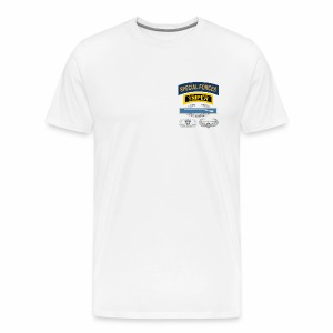 SF Sniper CIB Airborne Air Assault - Men's Premium T-Shirt