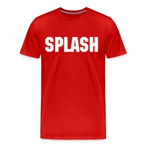 SPLASH TEE - Men's Premium T-Shirt