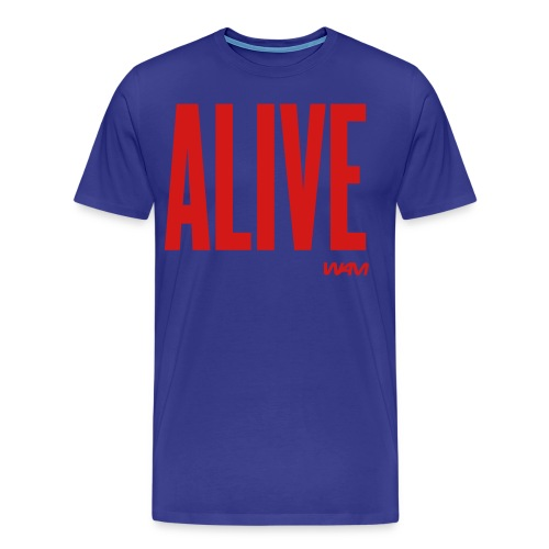 ALIVE - Men's Premium T-Shirt