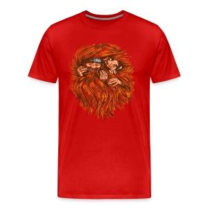 Big/Tall Mens Tee: Tangled - Men's Premium T-Shirt