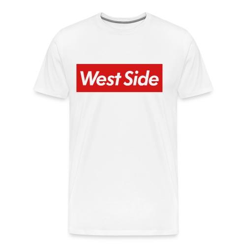 WEST SIDE TEE - Men's Premium T-Shirt