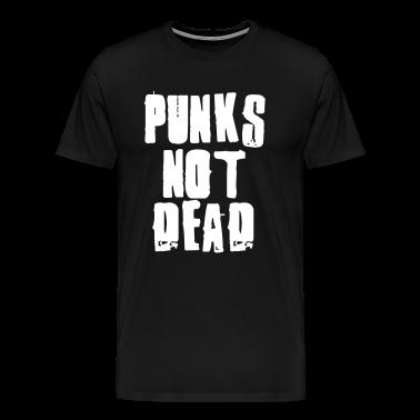 Punks Not Dead T-Shirts