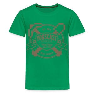 Kids Tee: Mining Co. - Kids' Premium T-Shirt