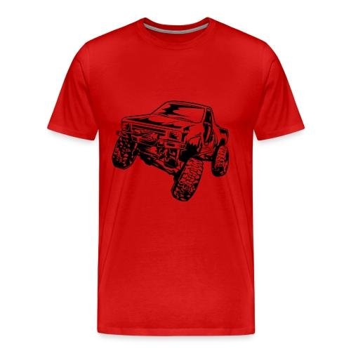 Trail Truck - Men's Premium T-Shirt