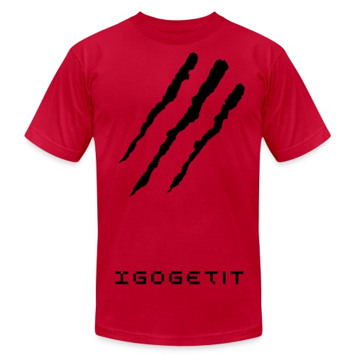 IGoGetiT - Men's  Jersey T-Shirt