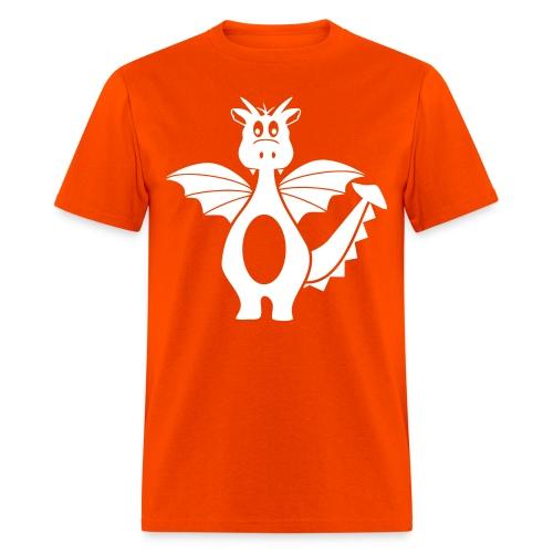 AYDS? Orange - Men's T-Shirt
