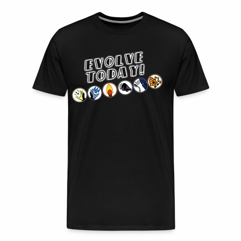 evolve2 - Men's Premium T-Shirt