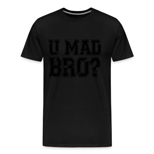 Mad Bro Tee - Men's Premium T-Shirt
