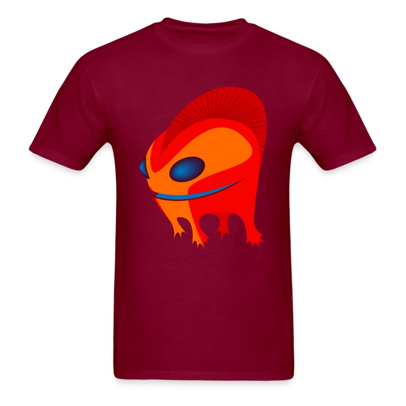 Red Floaty - Men's T-Shirt