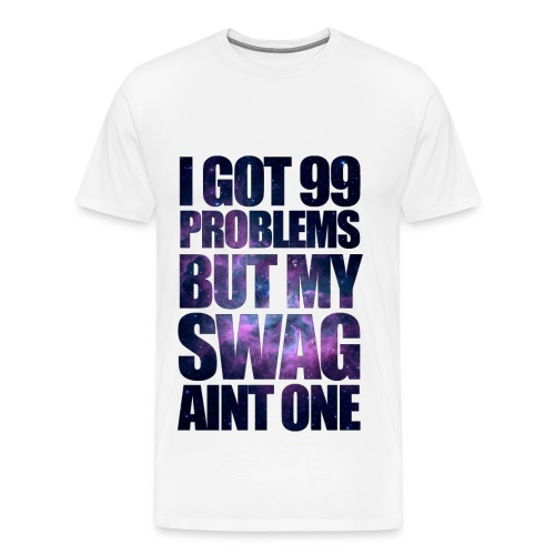 #WHOOP - Men's Premium T-Shirt