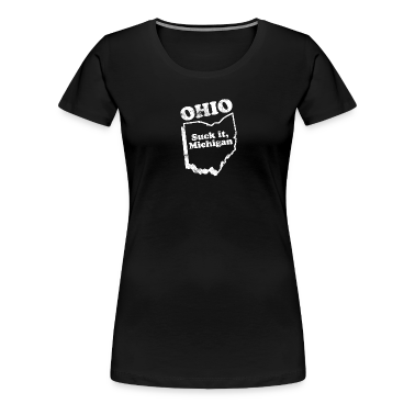 OHIO STATE SLOGAN Women's T-Shirts