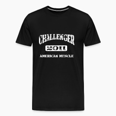 2011 Challenger Muscle Car Shirt