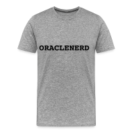T-Shirts ~ Men's Premium T-Shirt ~ ORACLENERD on Ash