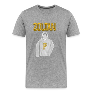 Zoltan Bubblewrap - Men's Premium T-Shirt