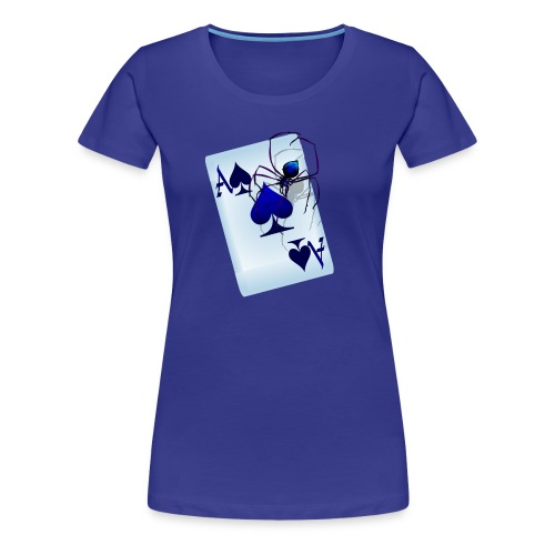 Big Ace - Women's Premium T-Shirt