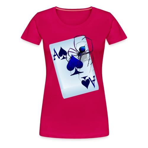 Big Ace - Women's Premium T-Shirt
