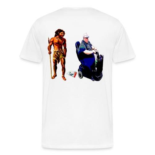 Devolution Tee - Men's Premium T-Shirt