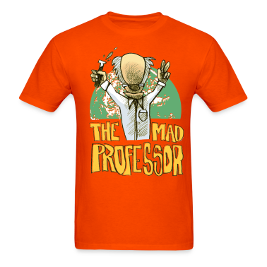 the mad professor T-Shirts